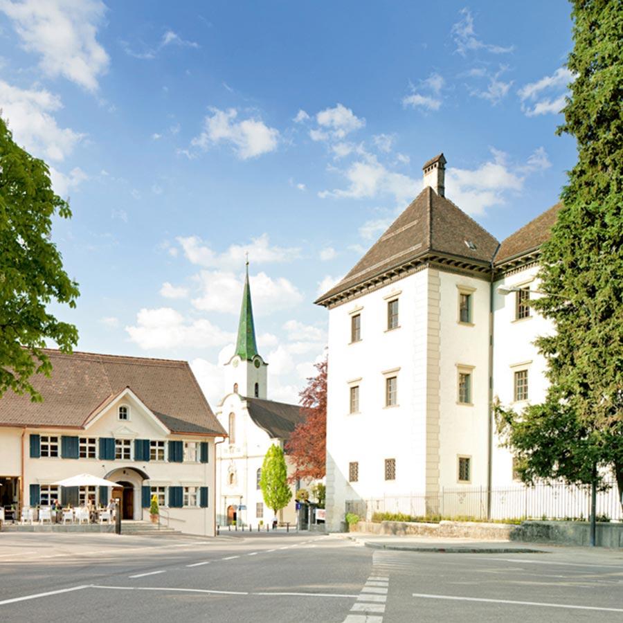 Location: Schloss Hohenems