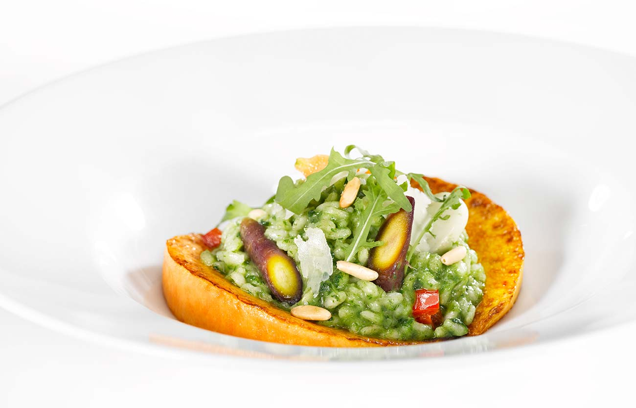 MO Catering –vegetarische Hauptspeise
