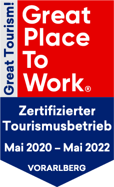 Great Tourism! Great Place to Work! Zertifizierung